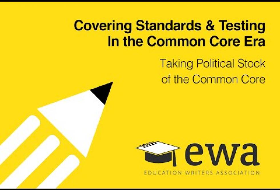 Is common core support waxing or waning depends on whom you ask