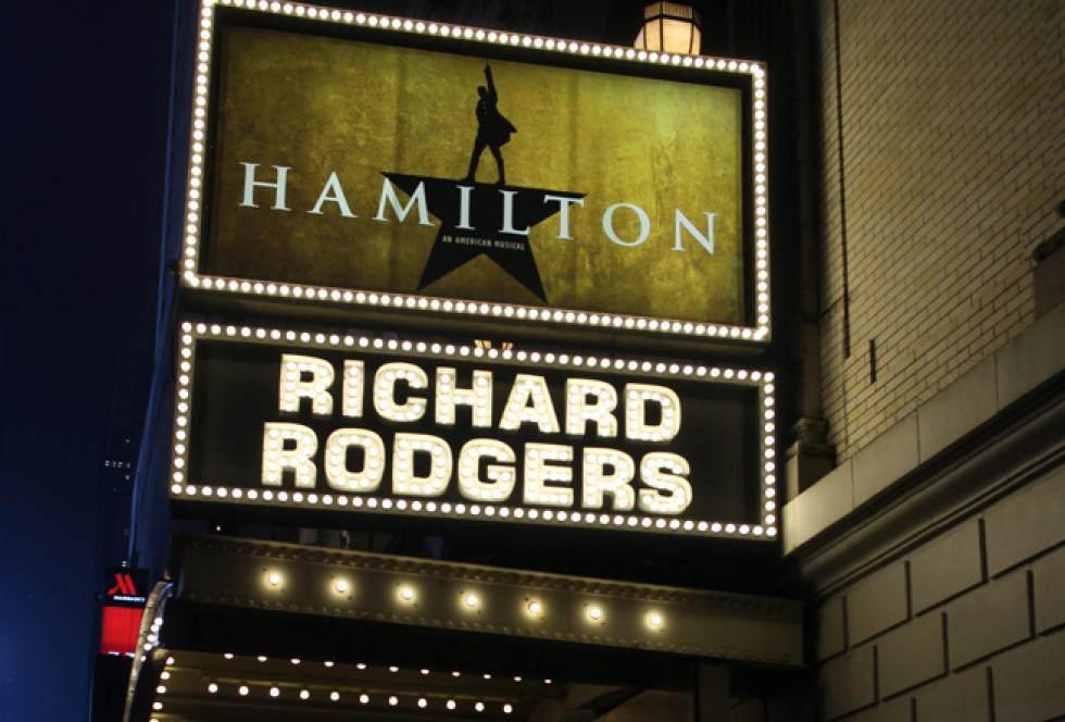 Image of 'Hamilton' Changed Broadway. Now It's Changing Teaching.