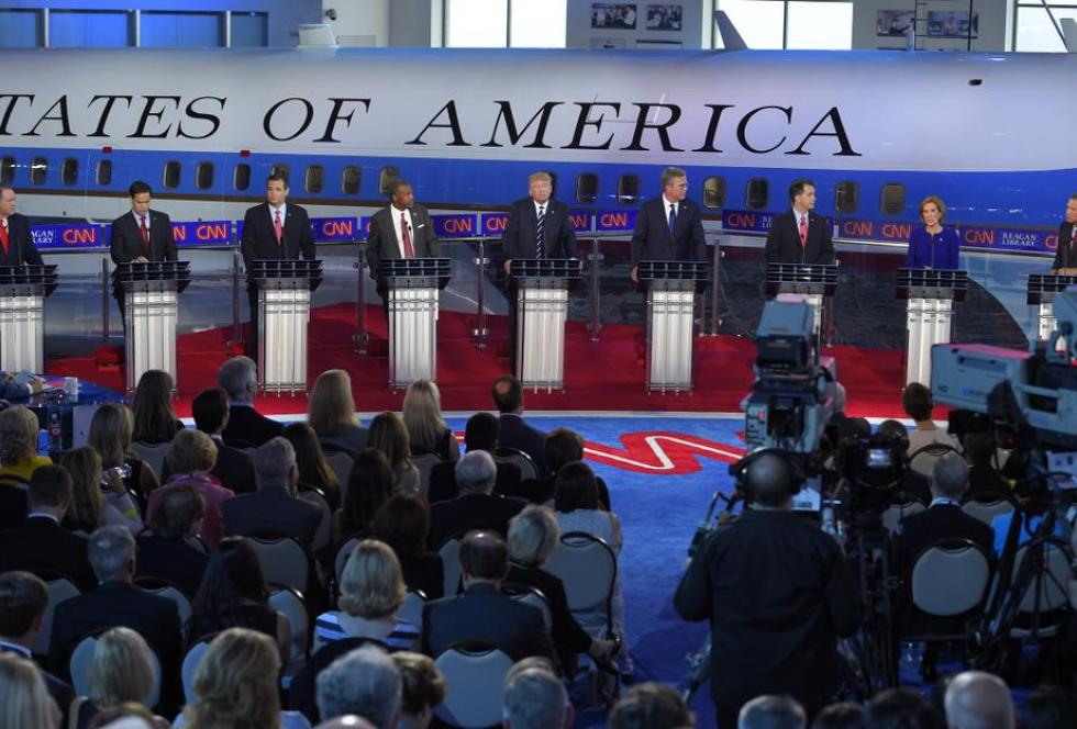 Image of CNN Debate Aside, Ed. Finds Way Into Presidential Race