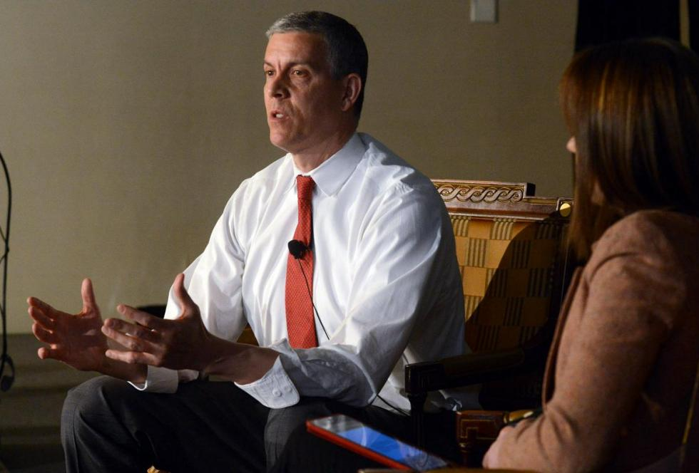 Image of A Conversation With Sec. Arne Duncan