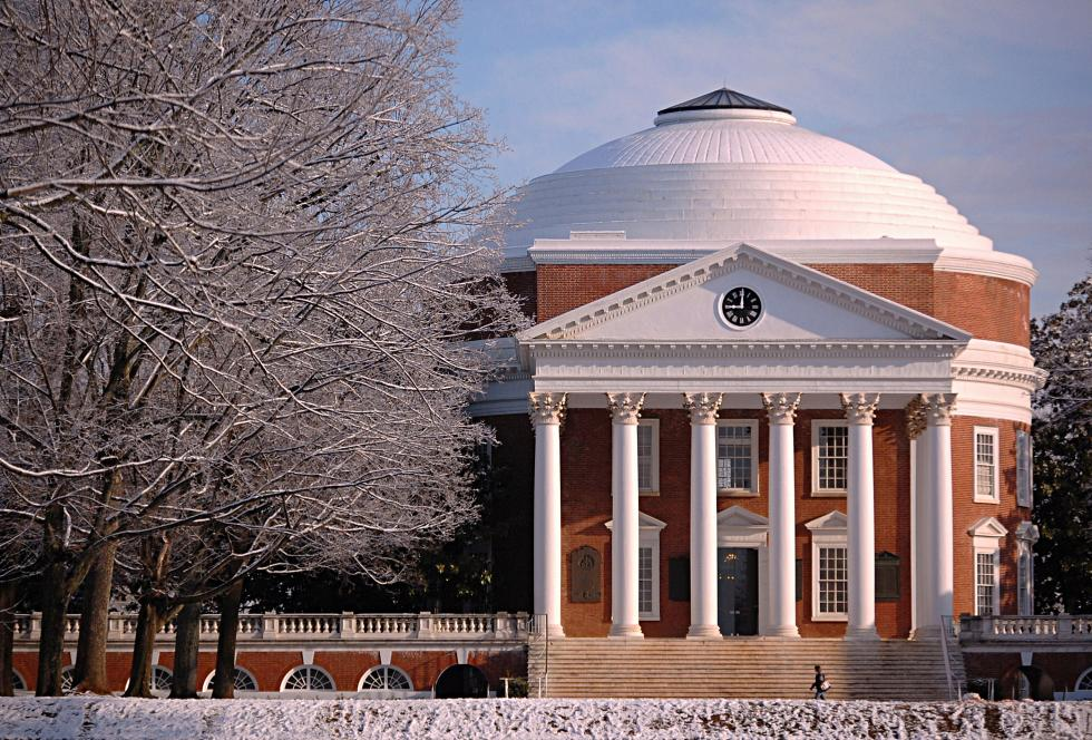 University of Virginia, Mark Lagola (original) and Ben Lunsford (this version), via Wikimedia Commons  (CC BY-SA 2.0)