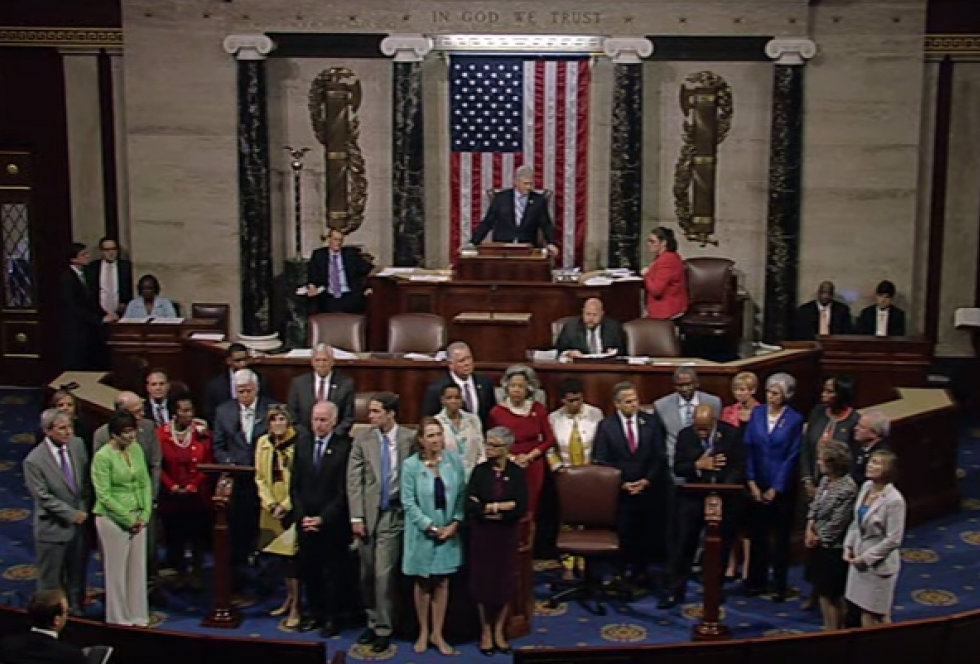 Image of Civics Lessons From House Democrats' Sit-In