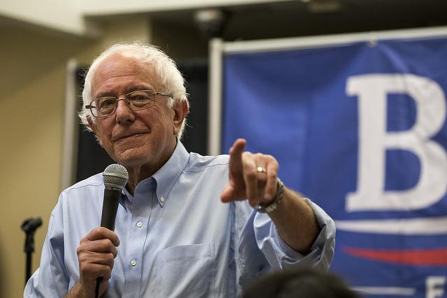 Image of 'Private' Charter Schools? Fact-Checking Bernie Sanders