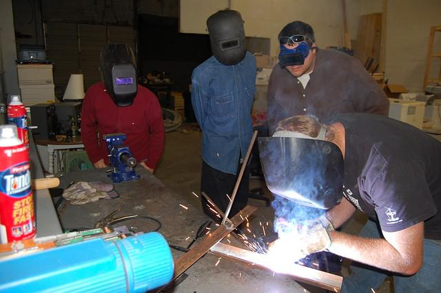 Image of Philosophers vs. Welders: Can't We Have Both?