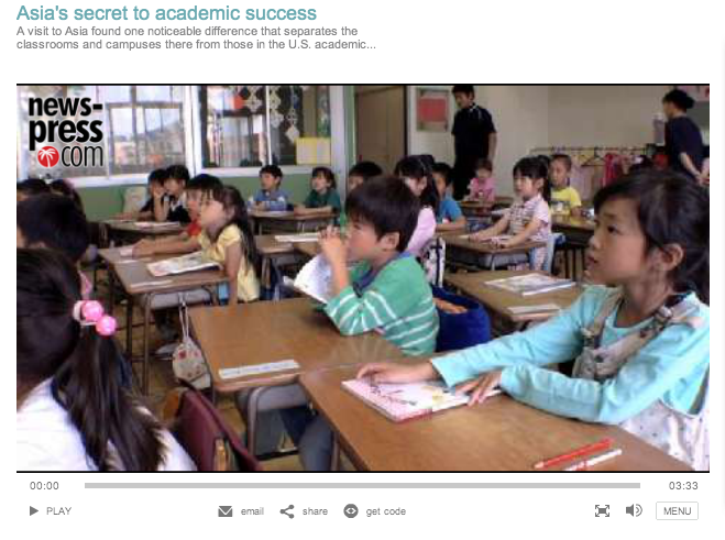Culture of learning education the asian way education writers
