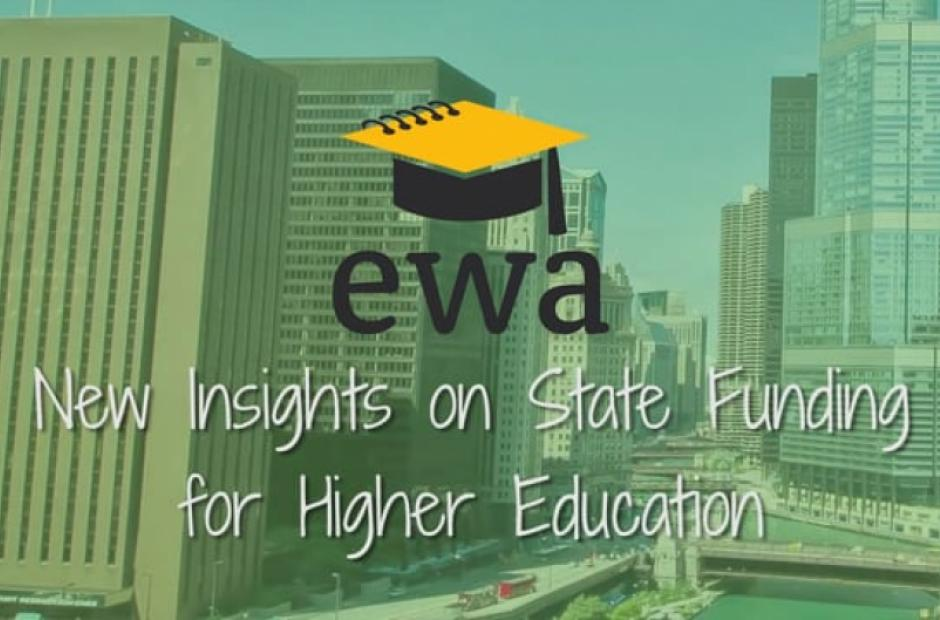 New Insights on State Funding for Higher Education