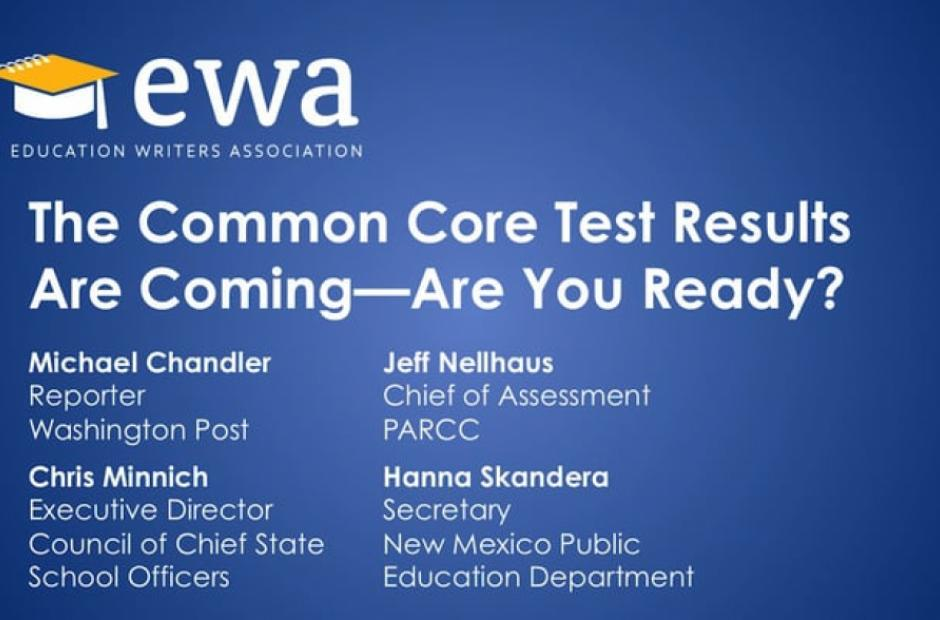 The Common Core Test Results Are Coming—Are You Ready?