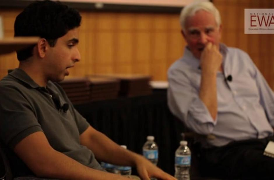 A Conversation with Sal Khan, Part 2