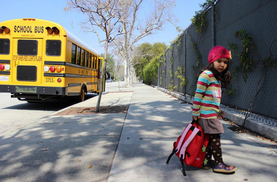Image of Recent Stories Highlight Latino Student Segregation Problem