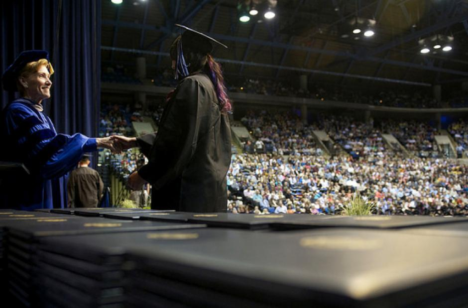 Image of Report: Latino College Graduation Rates Are Up, Yet Gaps Persist