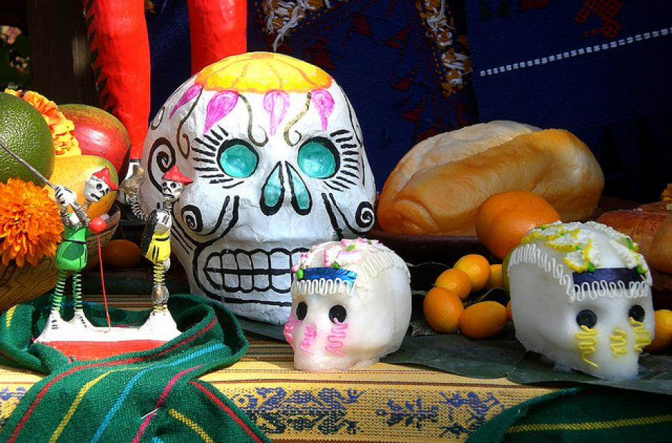 Image of How Día de los Muertos Fits in the Classroom