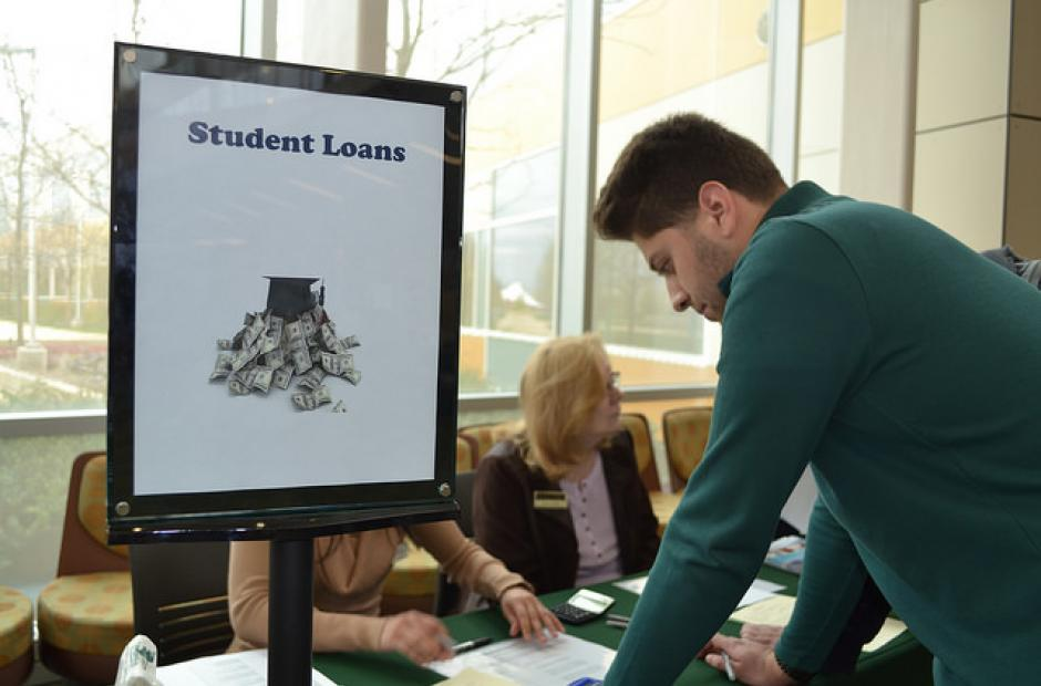 Image of Student Debt Forgiveness Program Adding Up