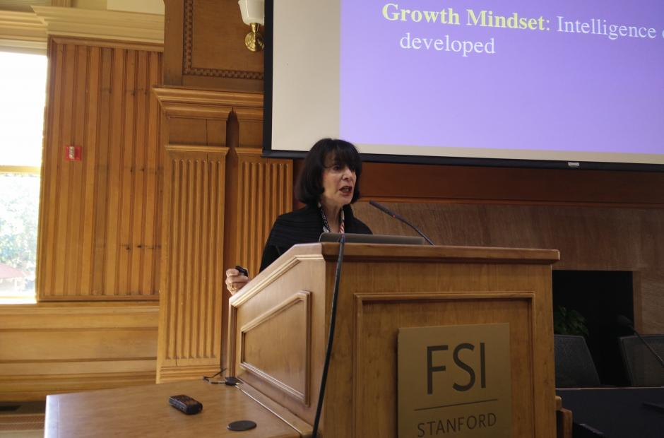 Image of Carol Dweck Explains 'Growth Mindsets'