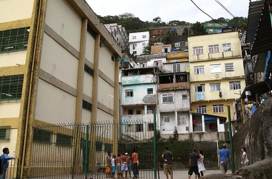 Image of Brazil Explores U.S.-Style Education Policies