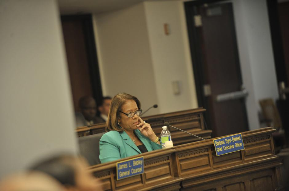 Image of Breaking the Story: The Chicago Schools Superintendent Scandal