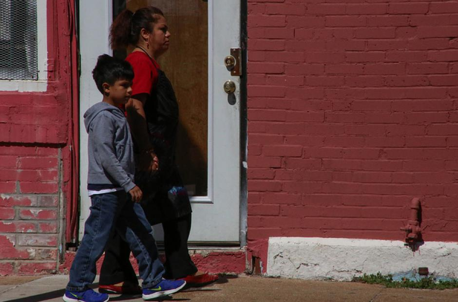 Image of Study: Children of Immigrants Experience Discrimination in Schools Early On