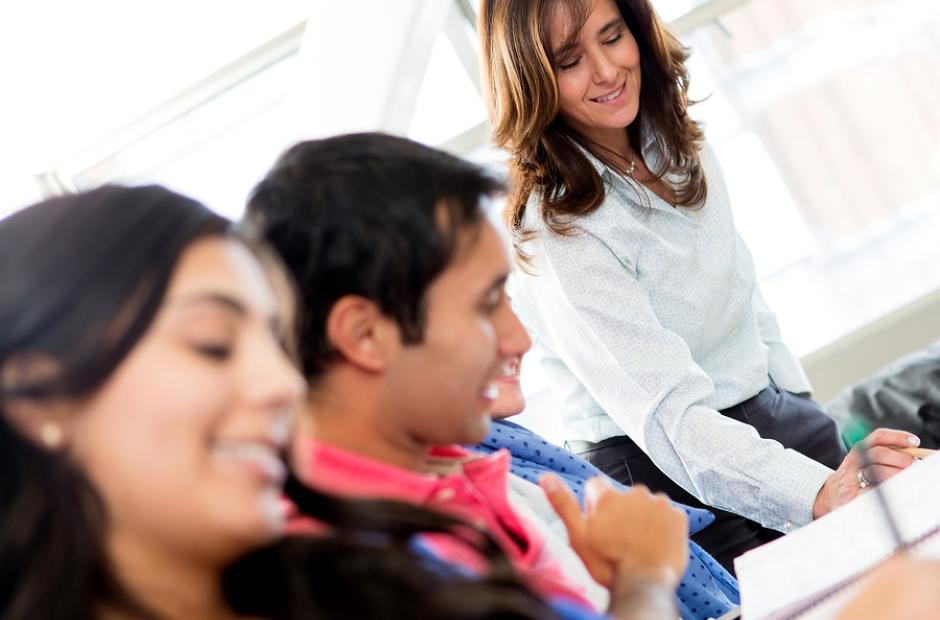 Image of New Program Seeks to Guide More Latinos to Ph.D.s