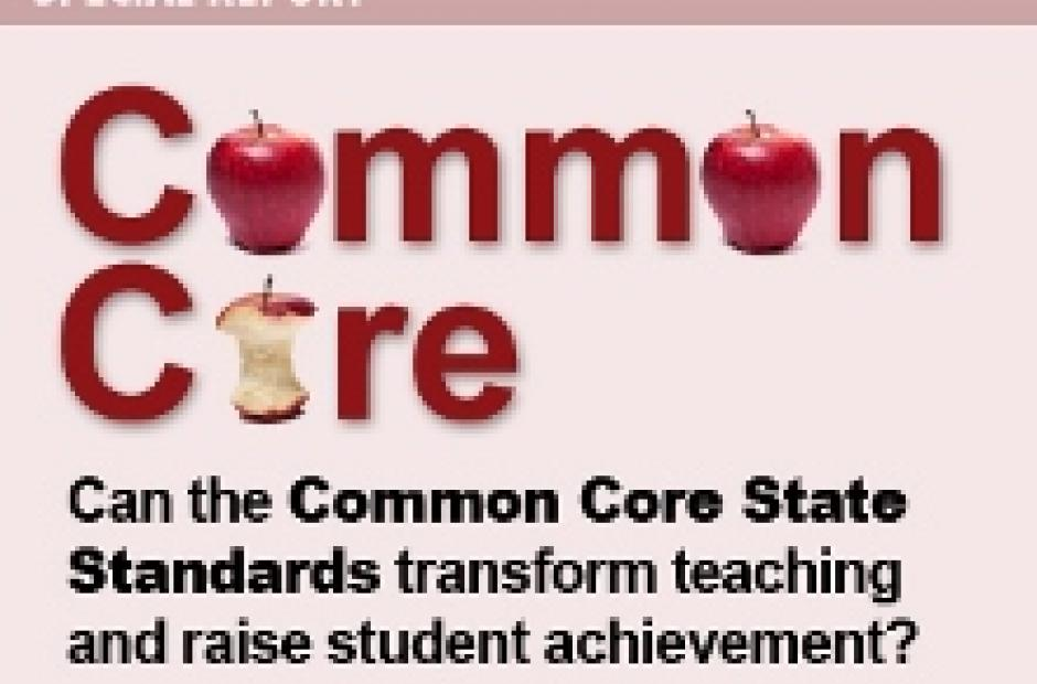 Image of EWA/Hechinger Report Common Core Project: Stories From Around the U.S.
