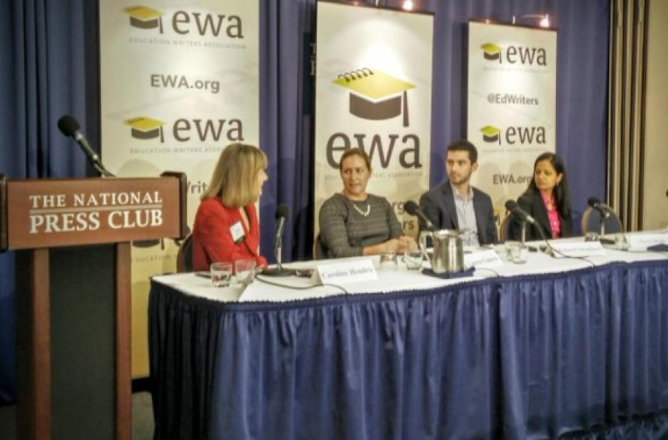 Image of #EWAElection Tweets: Journalist Roundtable