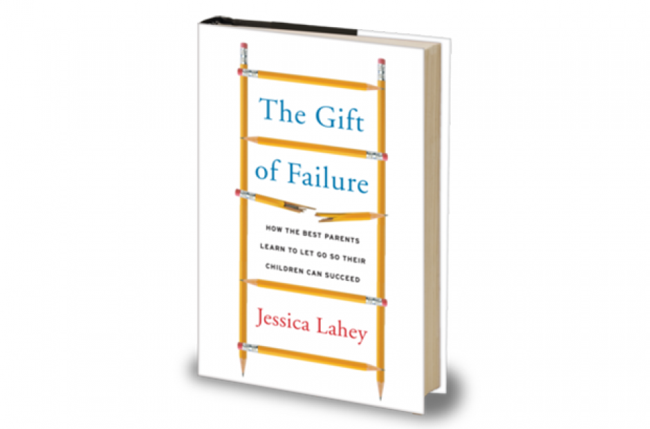 "Image of Summer Reading List: ""The Gift of Failure"""