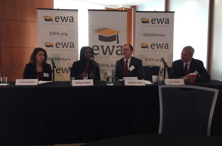 Image of #EWAGlobal: OECD Test for Schools and What's Ahead