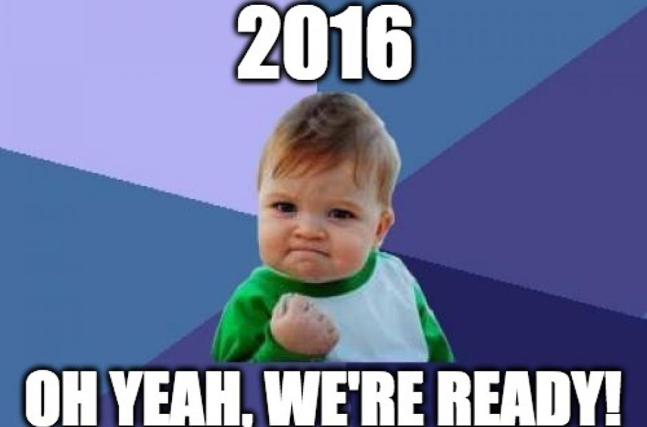 Image of The Higher Ed Beat: Are You Ready for 2016?