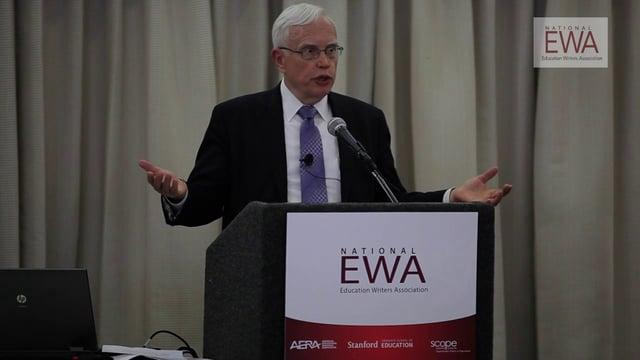 James Heckman at the National Seminar, Part 1