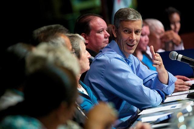 U.S. Secretary of Education Arne Duncan (Source: Flickr/U.S. Department of Education, Creative Commons License)