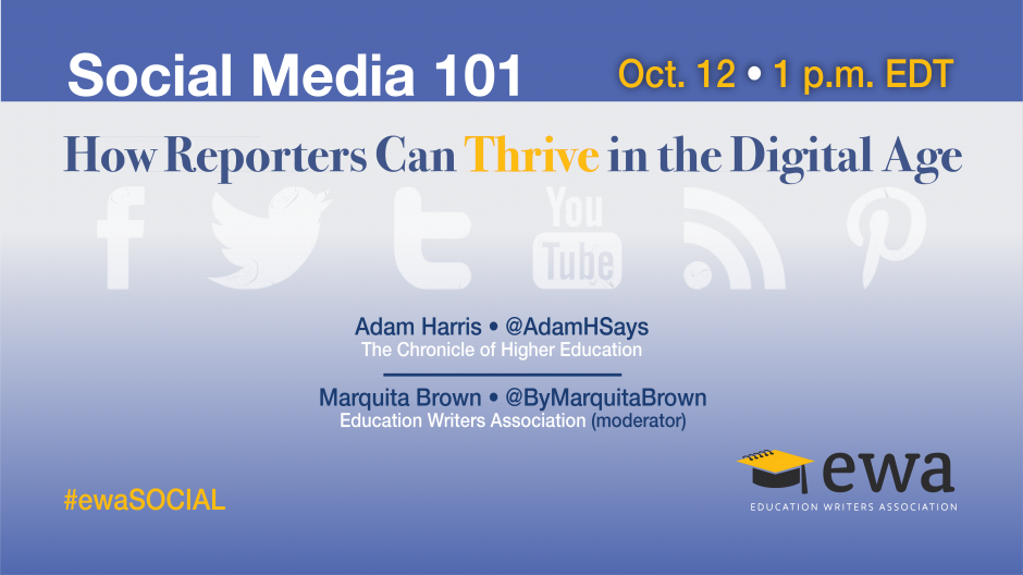 Social Media 101: How Reporters Can Thrive in the Digital Age