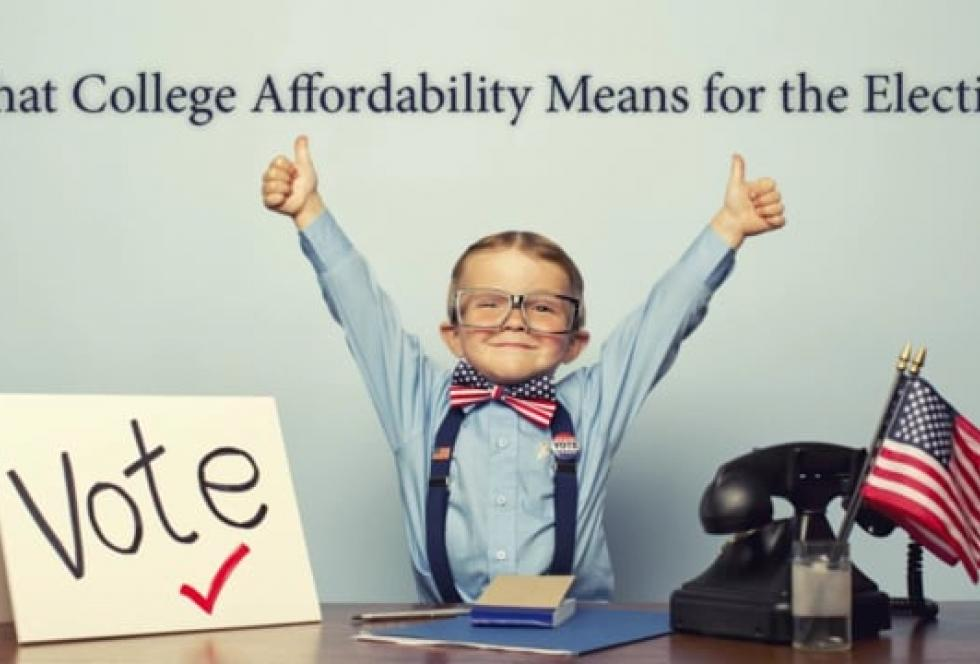 What College Affordability Means for the Election
