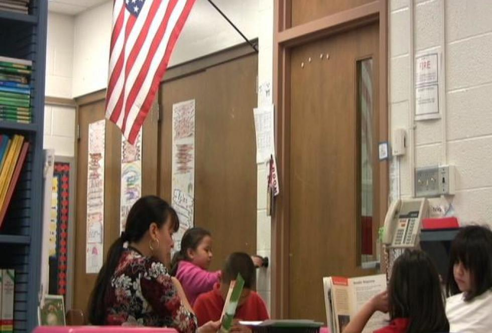 Professional development for ELL teachers changes teaching and learning for all