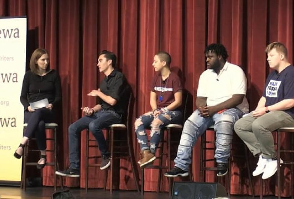 Parkland Survivors and Other Youth Activists: 'You're Going to Listen to Us' on Gun Violence