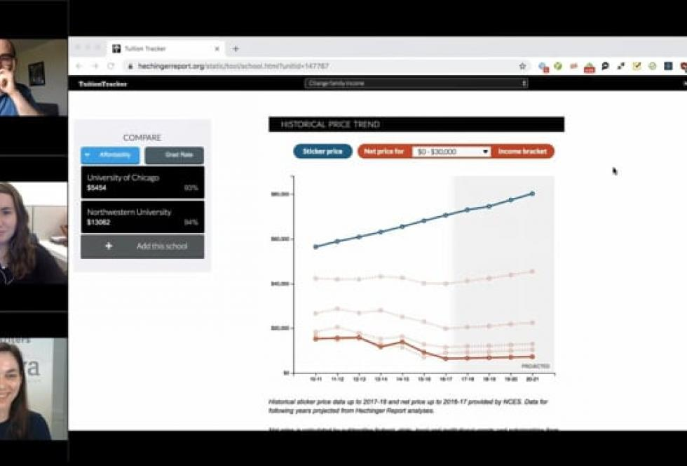 Using Tuition Tracker to Strengthen Your College Affordability Reporting