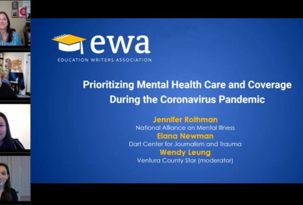 Prioritizing Mental Health Care and Coverage During the Coronavirus Pandemic