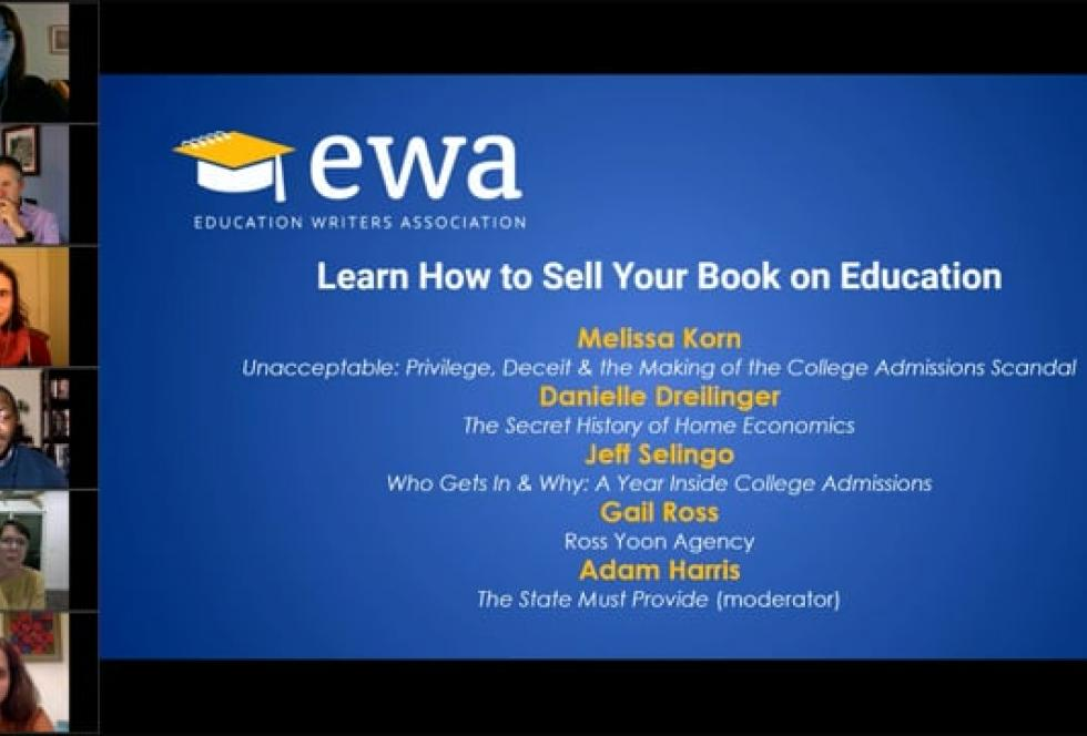 Learn How to Sell Your Book on Education