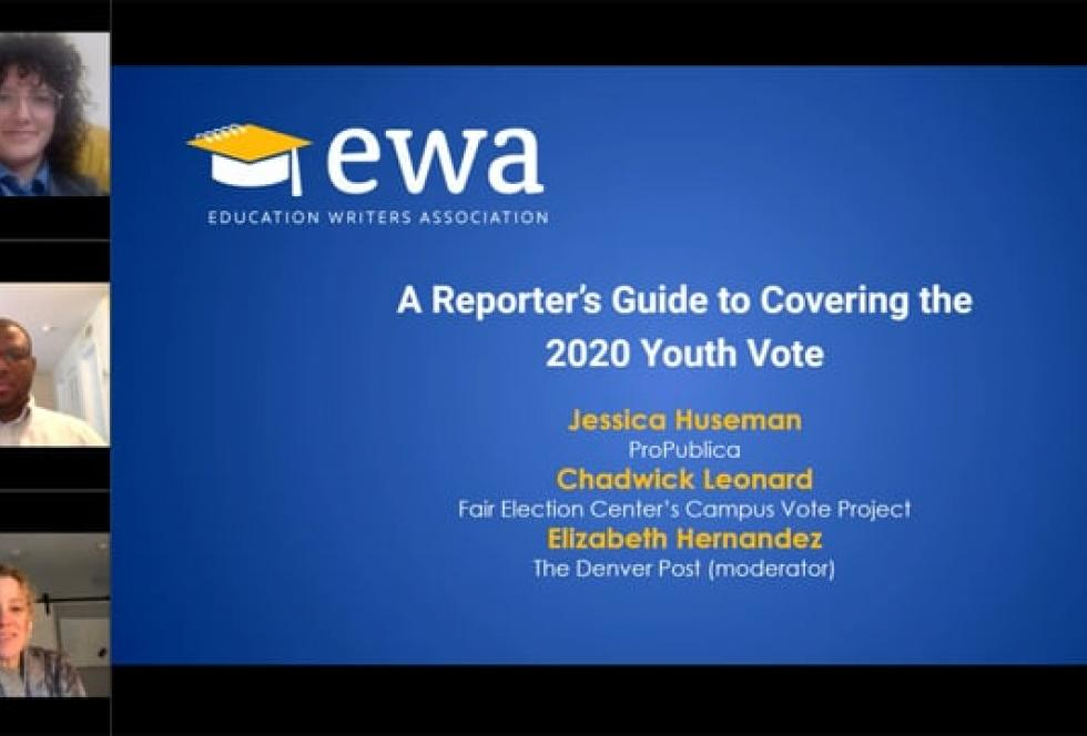 A Reporter's Guide to Covering the 2020 Youth Vote