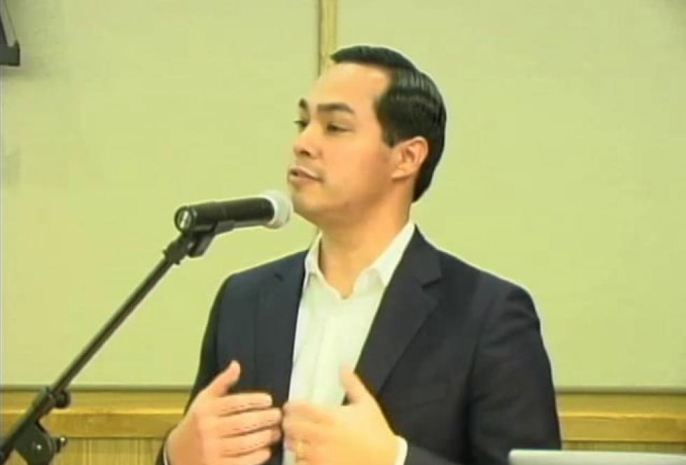 Julián Castro on Early Childhood Education