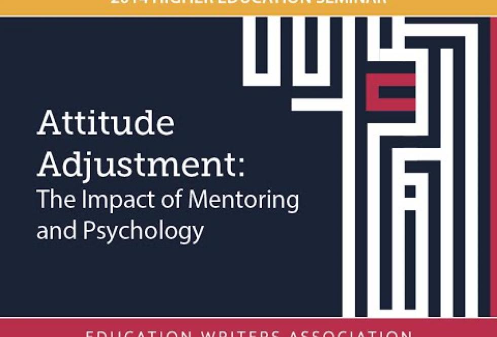 Attitude Adjustment: The Impact of Mentoring and Psychology