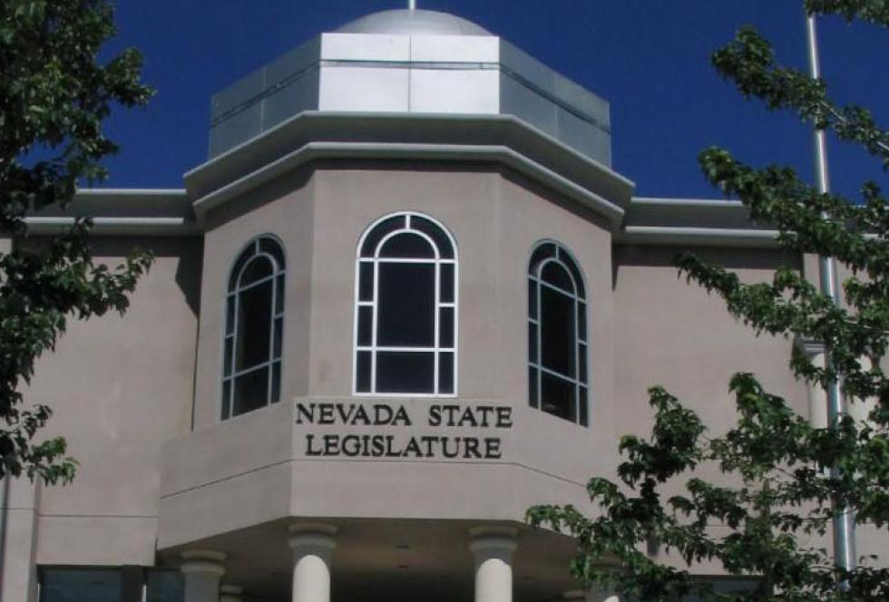 The Nevada Legislative Building in Carson City. The Silver State's newly approved school voucher law is attracting national attention for its breadth and depth. (Flickr/Ken Lund)