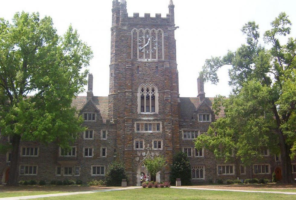 Mi Gente, a Latino student group at Duke University, released a list of demands for the administration this week with an announcement that it will no longer help the university with an annual event targeting prospective Latino students. Source: Flickr/ via Matt Phillips