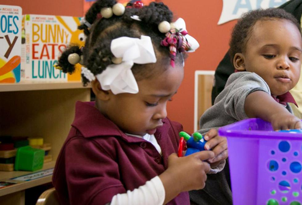 How Educare Is Closing New Orleanss >> Early Childhood Education Education Writers Association