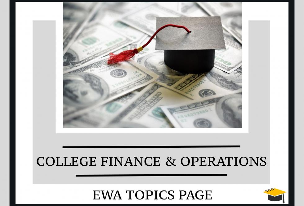 Efforts Underway To Fully Fund Idea >> Higher Education Finance Education Writers Association