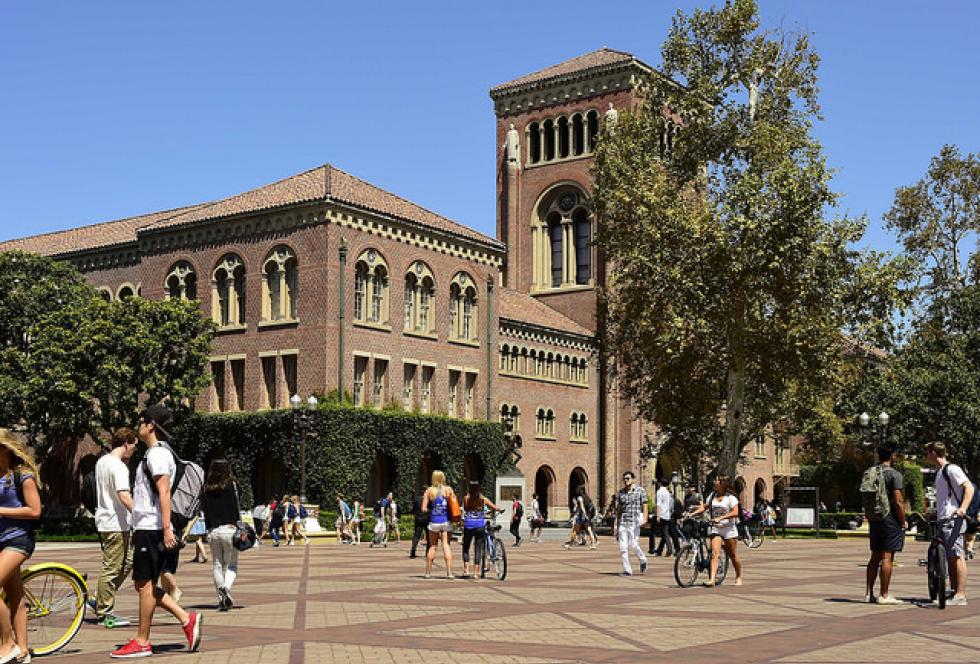 Bovard with Hahn Plaza/Gus Ruelas