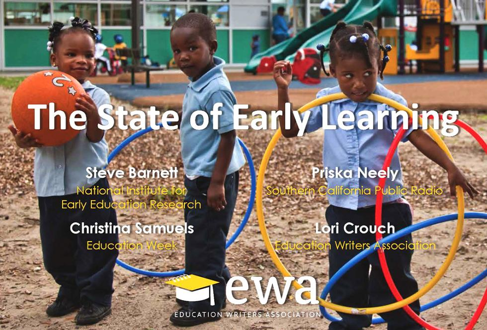 The State of Early Learning