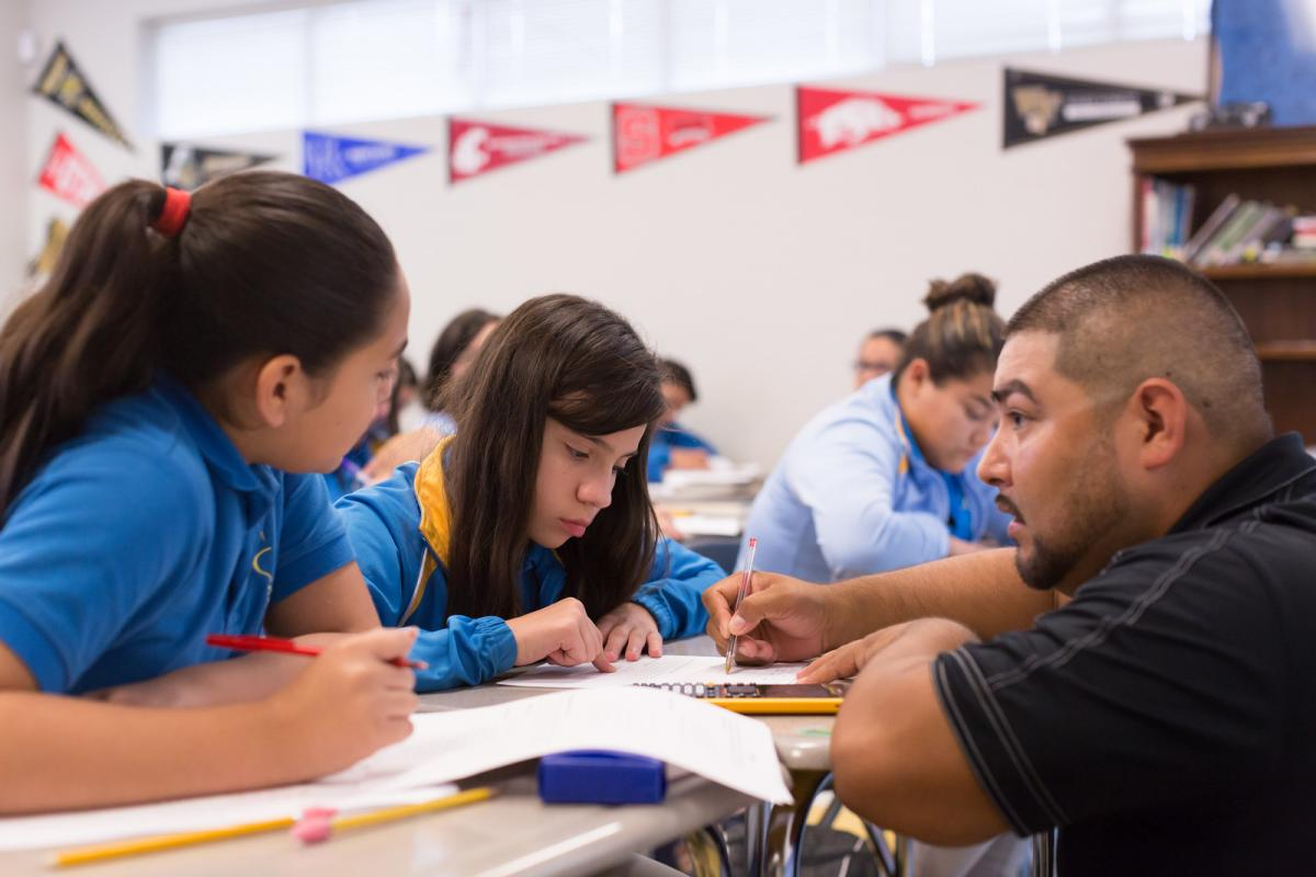 Gains In Reading For Hispanic Students >> As Latino Enrollment In Charters Grows Debates Persist Education