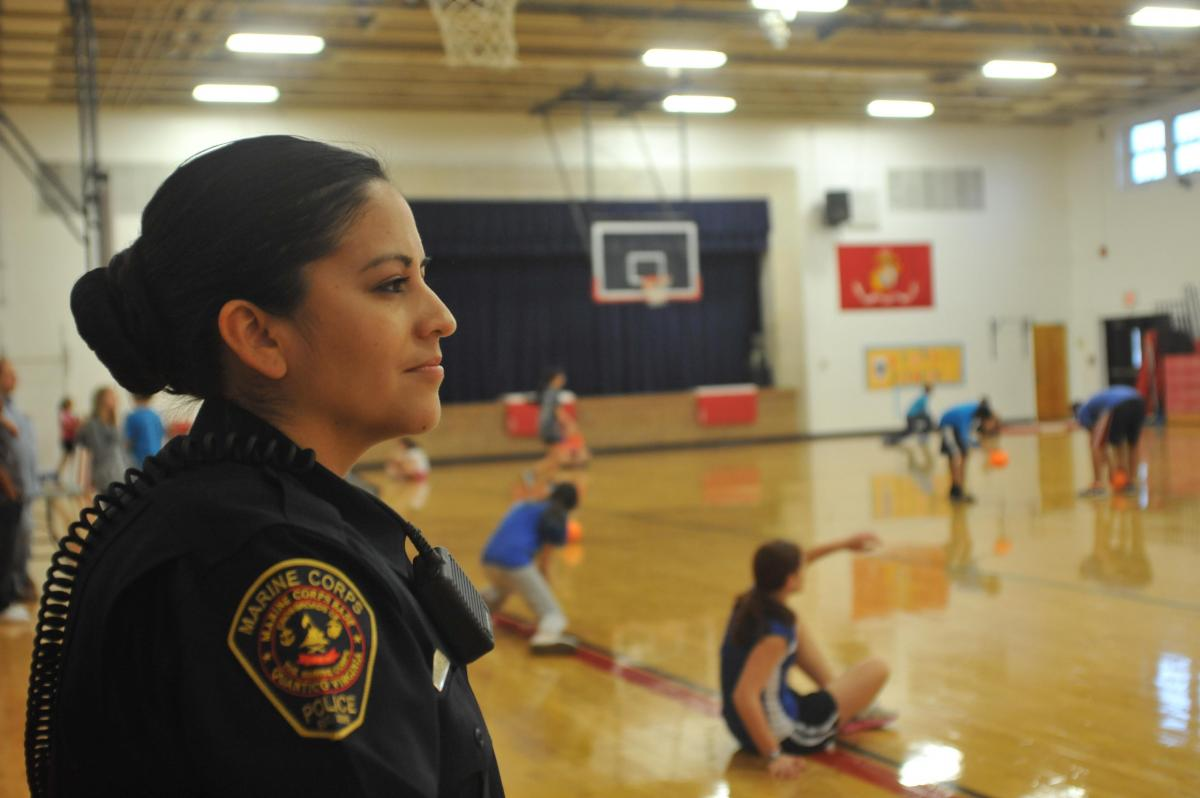 Word on the Beat: School Resource Officer - Education ...