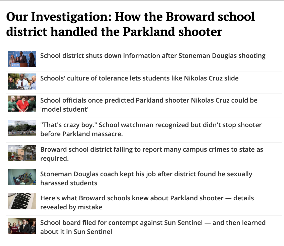 Parkland: History's Most Preventable School Shooting