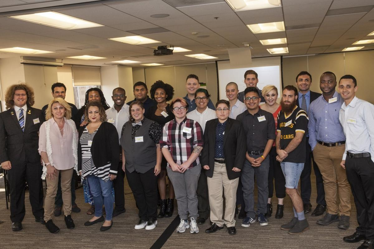 LGBTQ COMMUNITY COLLEGE STUDENTS BENEFIT FROM SCHOLARSHIPS