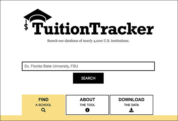 how much does college really cost new tuition tracker tool offers