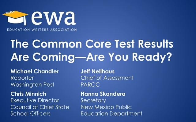 PARCC Test Results Coming Soon, But State Comparisons Limited